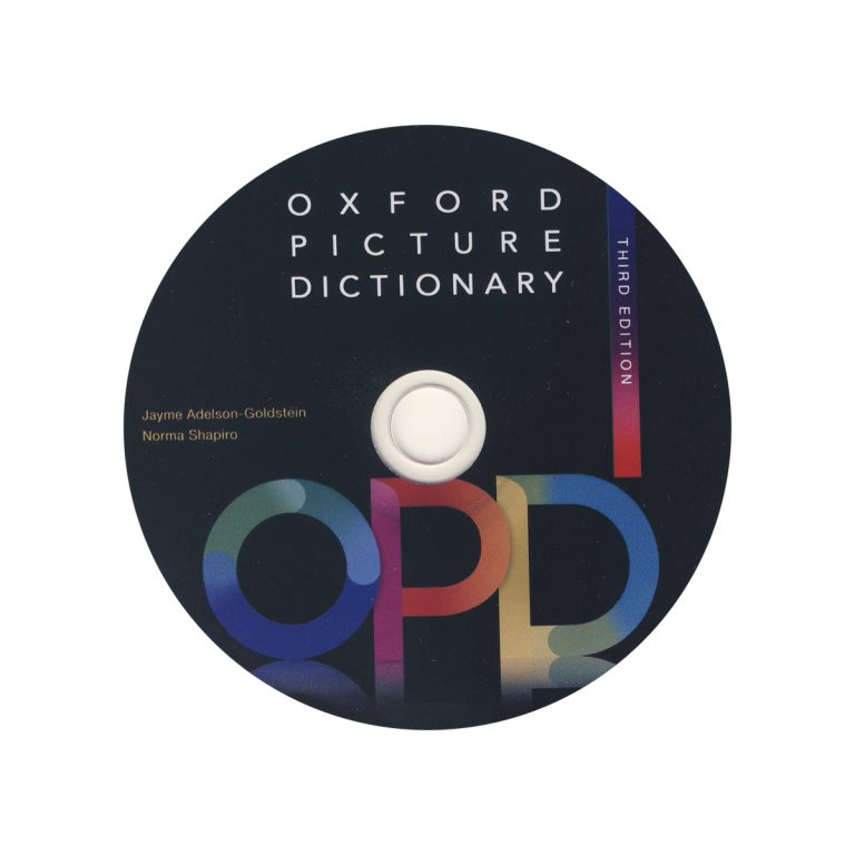 Oxford Picture Dictionary English  Persian (ترجمه بلوچ) OPD