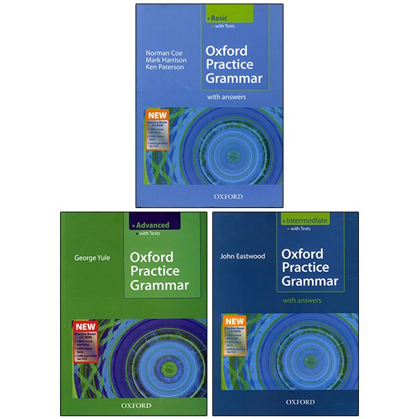 Oxford Practice Grammar Book Series