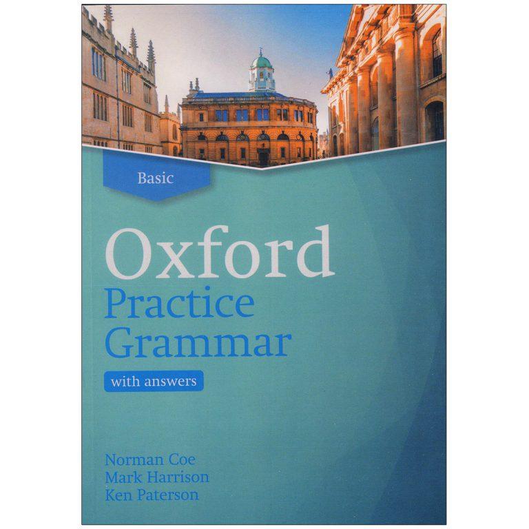 Oxford Practice Grammar Basic 2019