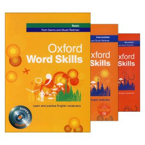 Oxford Word Skills Book Series