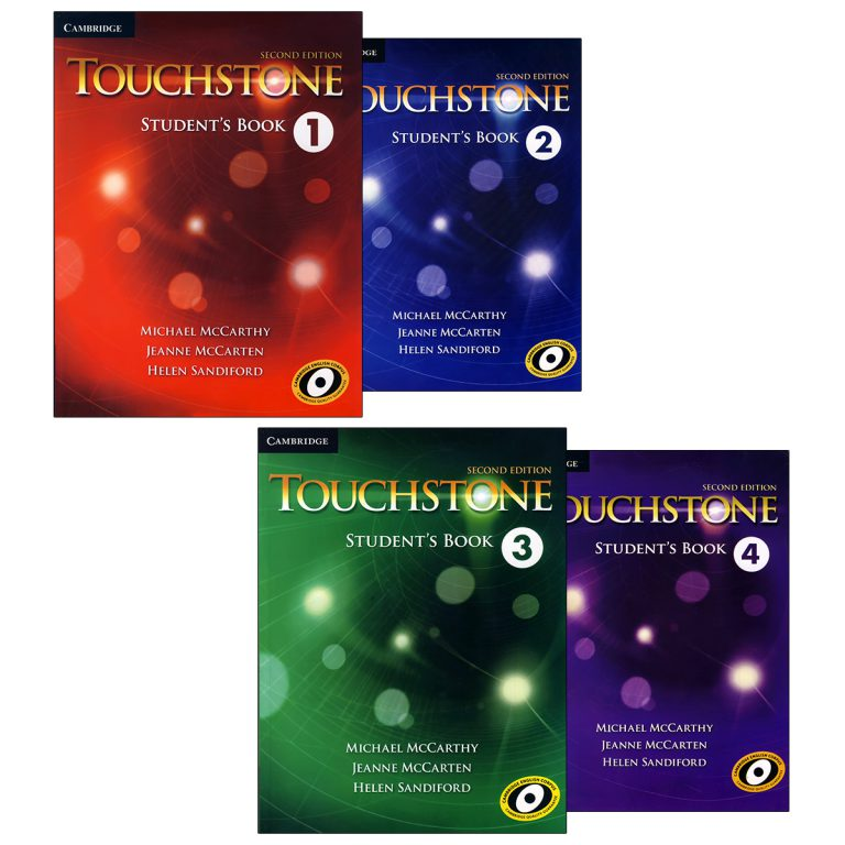TouchStone Book Series