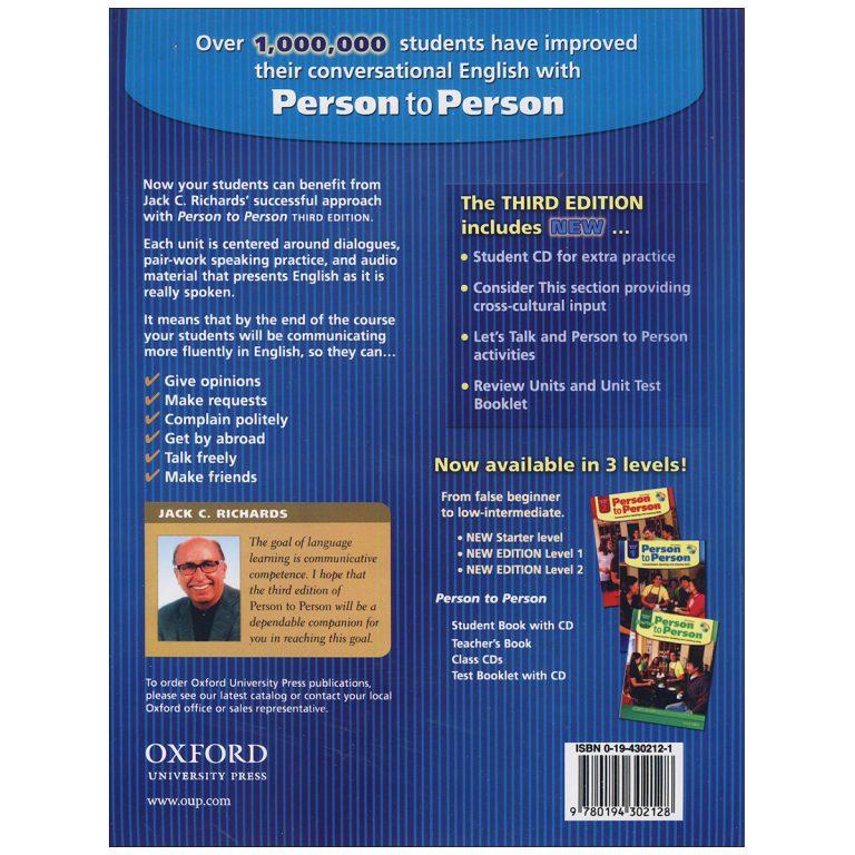 Person to Person 1
