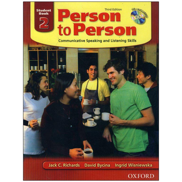 Person to Person 2