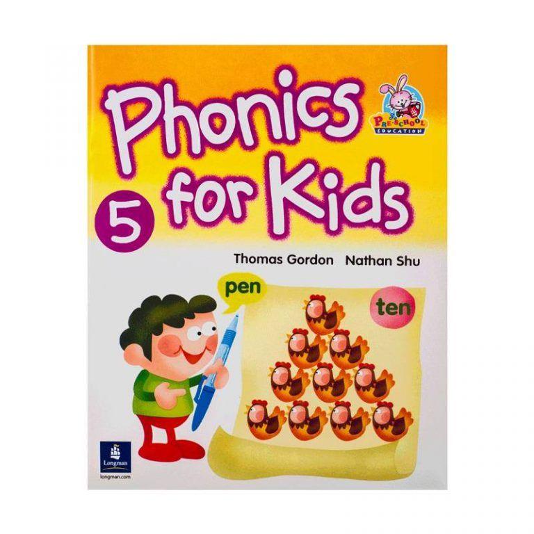 Phonics for Kids 5