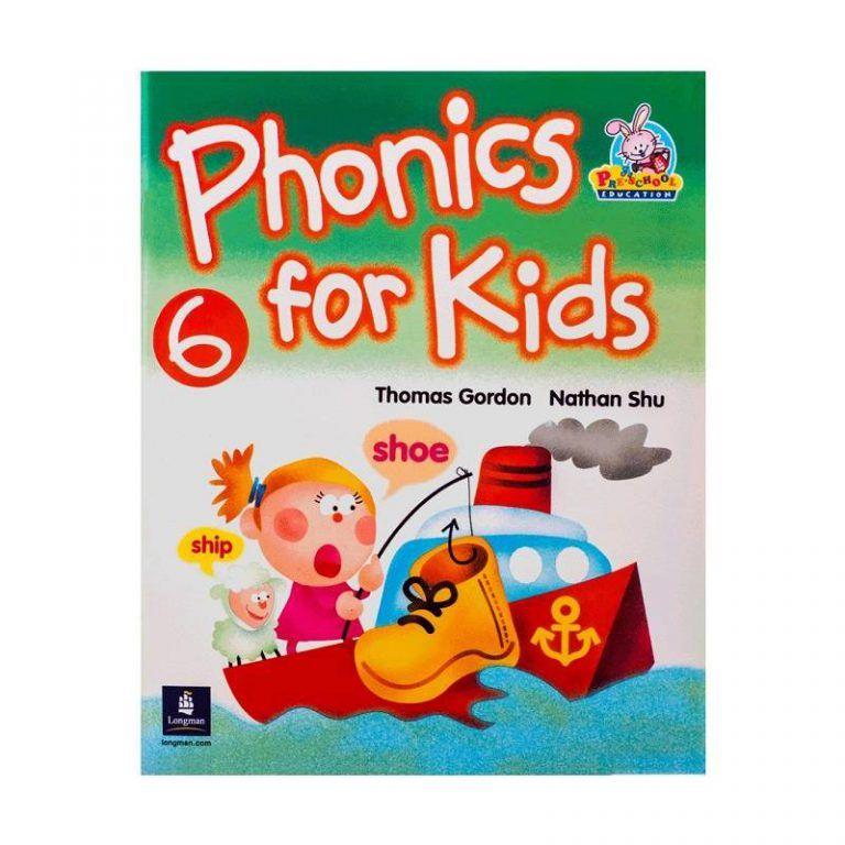 Phonics for Kids 6