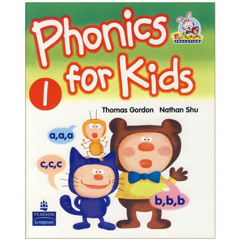 phonics For Kids 1