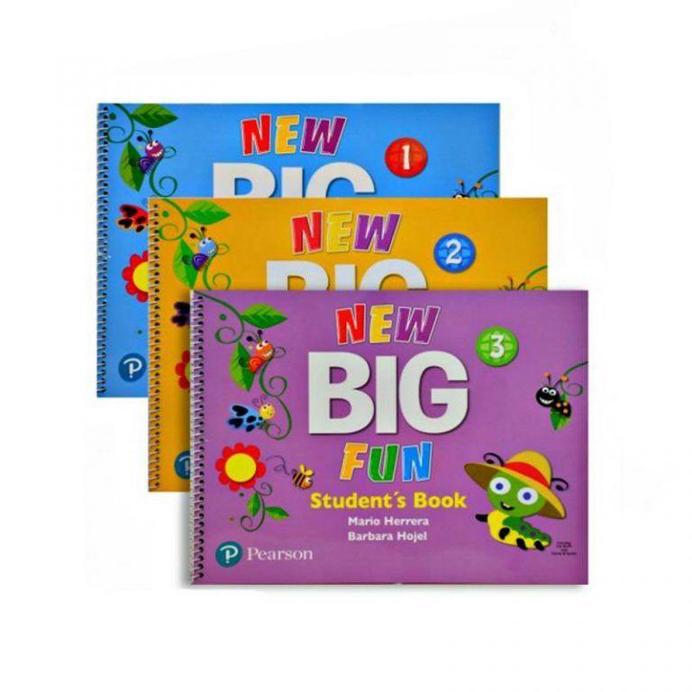 New Big Fun Book Series