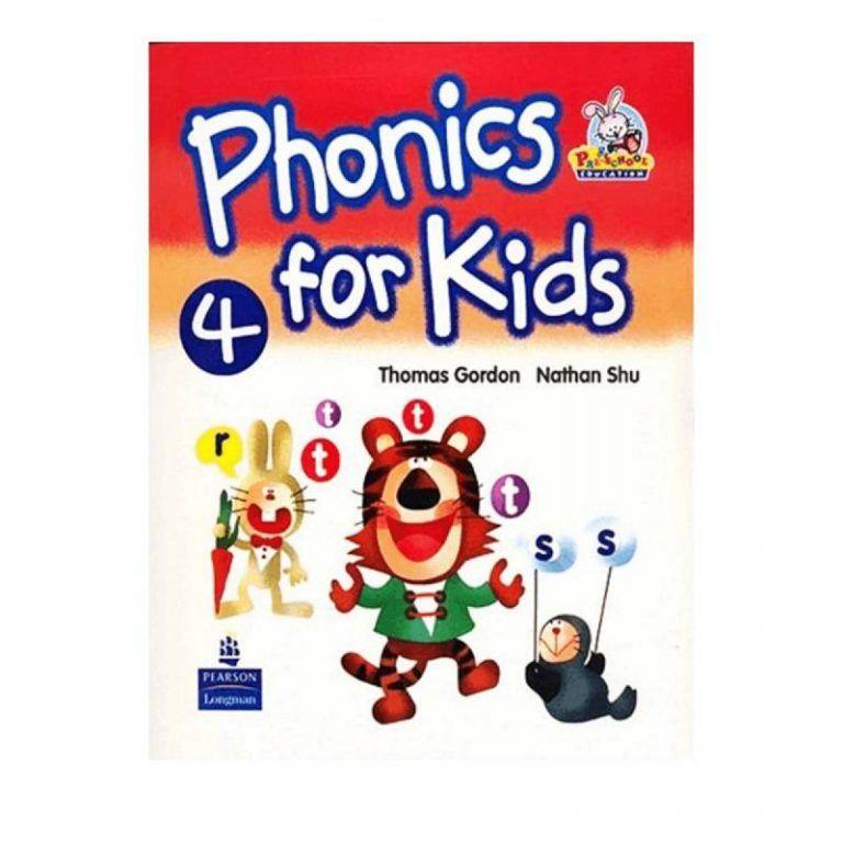 Phonics for Kids 4