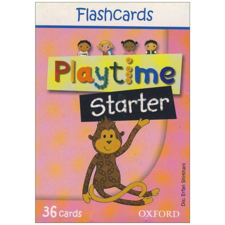 فلش کارت PlayTime Starter
