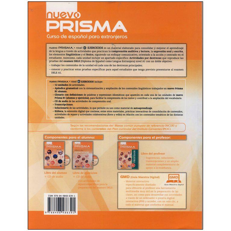 کتاب Prisma B1