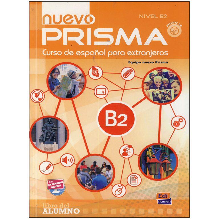 کتاب Prisma B2