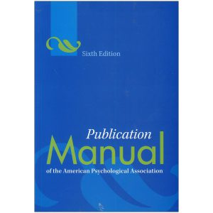 Publication-Manual
