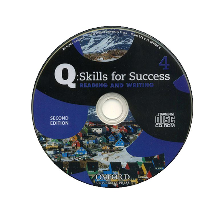 Q Skills for Success 4 Reading and Writing