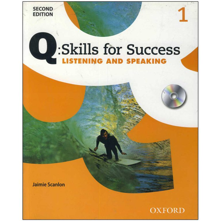 کتاب Q Skills for Success 1 Listening and Speaking Second Edition