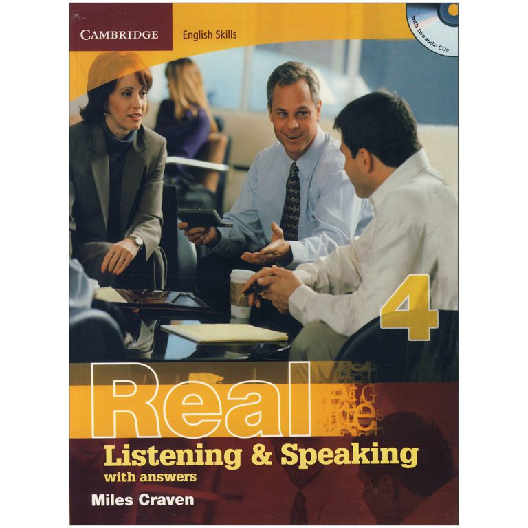 Real Listening and Speaking 4
