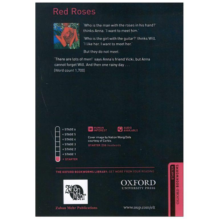کتاب داستان دوزبانه رزهای سرخ Red Roses
