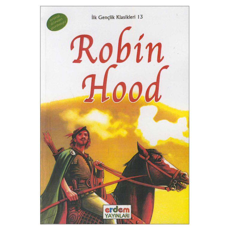 رمان ترکی Robin Hood