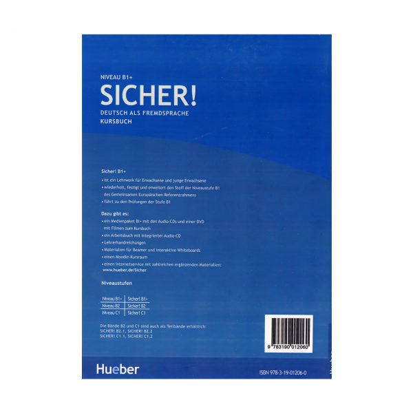 SICHER!-B1+-Kursbuch-Back