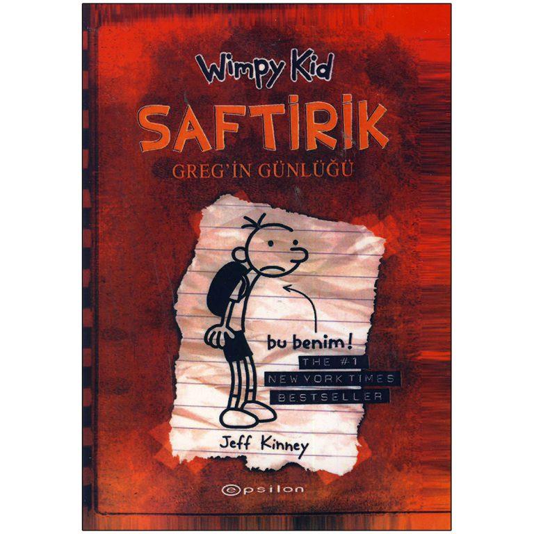 رمان ترکی Wimpy kid saftirik bu benim