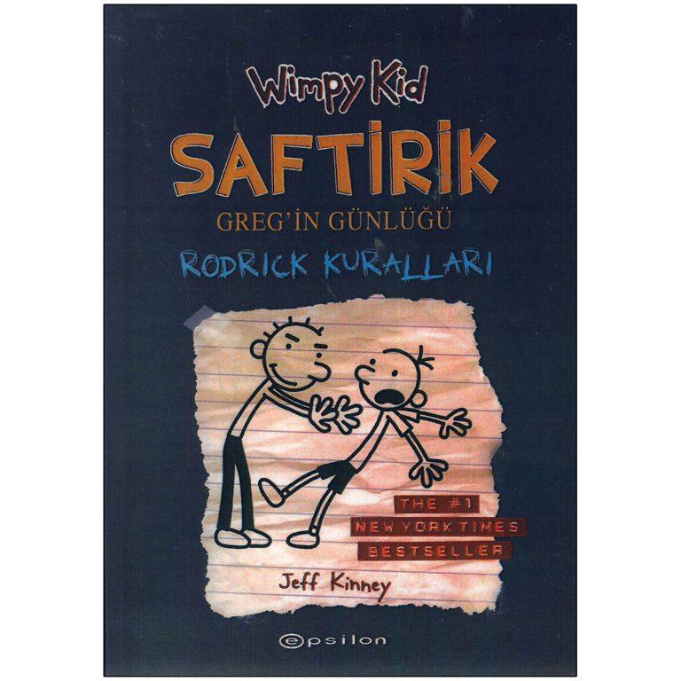 رمان ترکی wimpy kid saftirik Rodrick kurallari