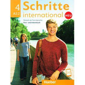 Schritte international 4 A2 2