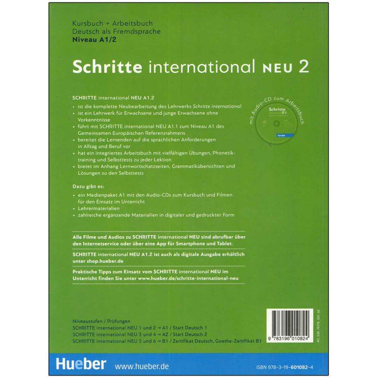 Schritte international 2 A1 2