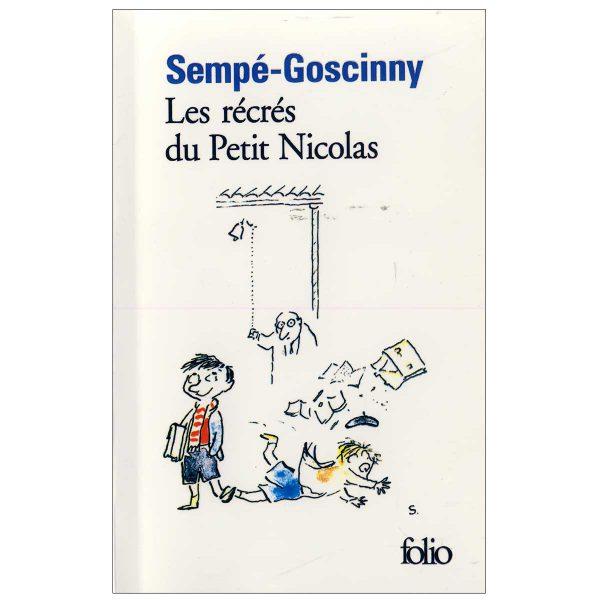 New Les recres du Petit Nicolas BY Denoel
