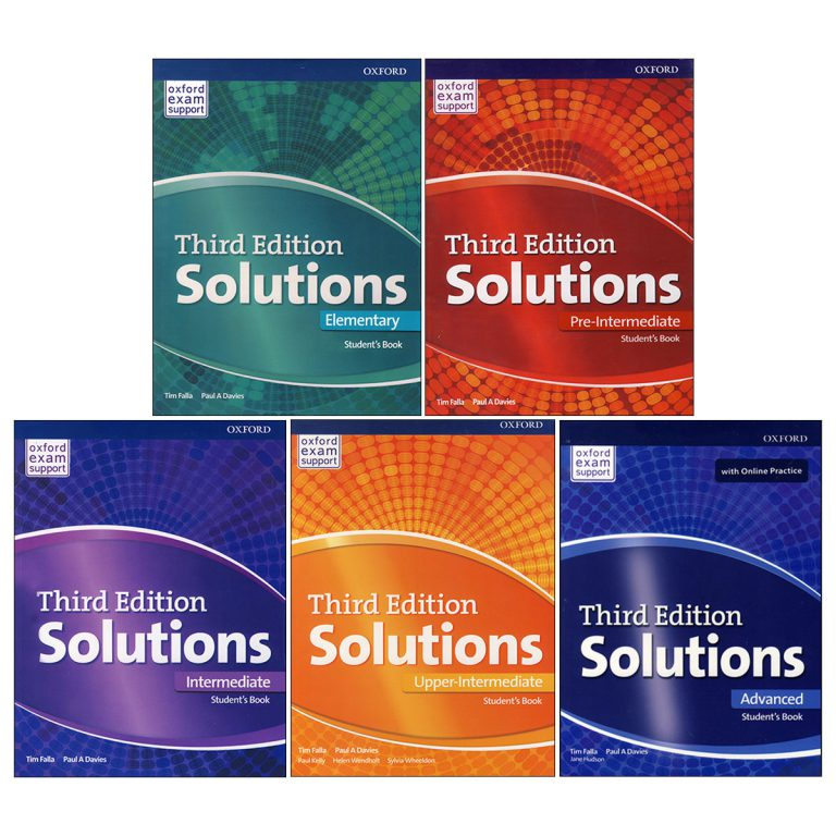 Solutions Book Series