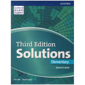 Solutions-Elementary