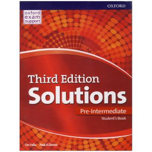 Solutions-Pre-Intermediate
