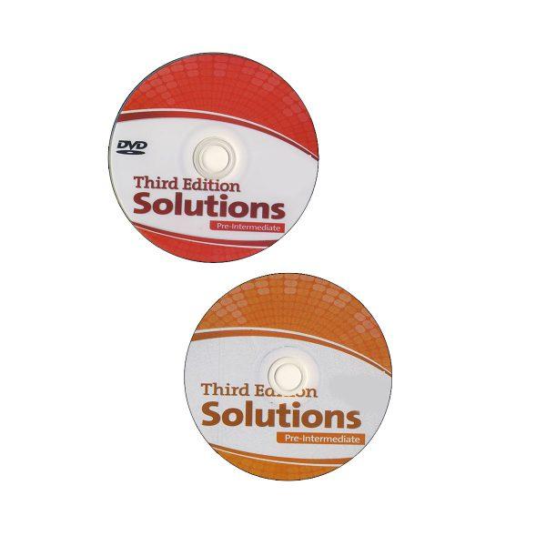 Solutions-Pre-Intermediate-CD