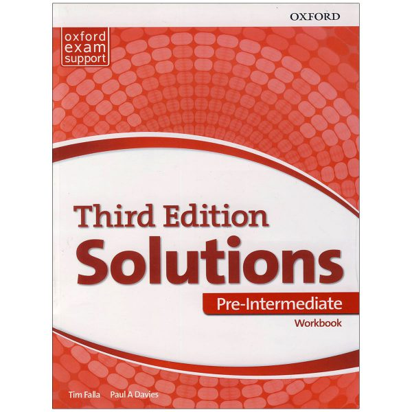 Solutions-Pre-Intermediate-Work