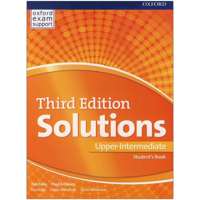 Solutions Upper Intermediate Third Edition