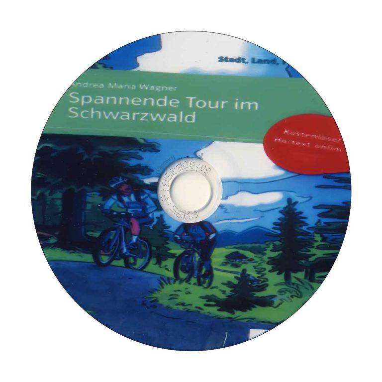 داستان آلمانی Spannende Tour im Schwarzwald