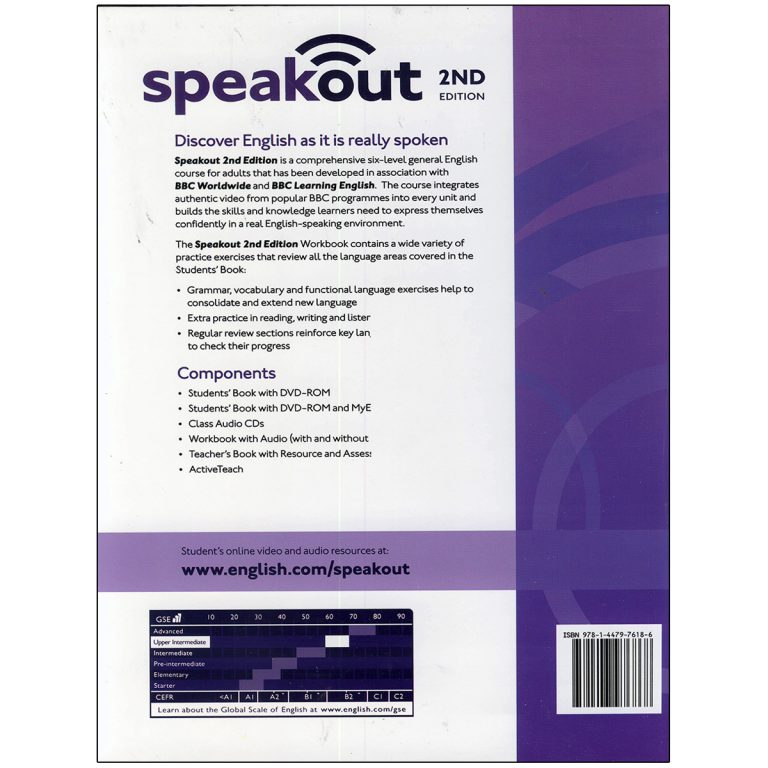 Speak Out Upper Intermediate