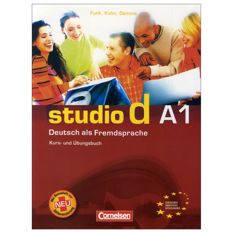 کتاب Studio d A1