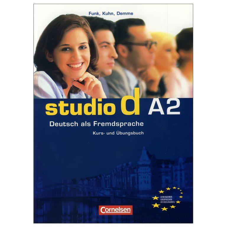 کتاب Studio d A2