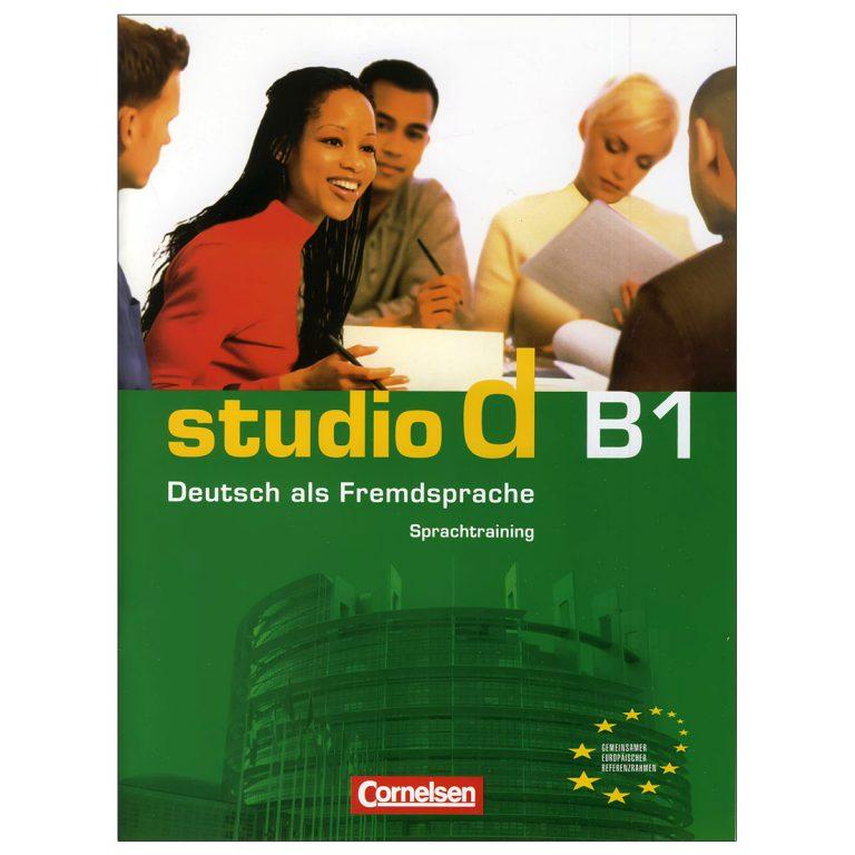 کتاب Studio d B1
