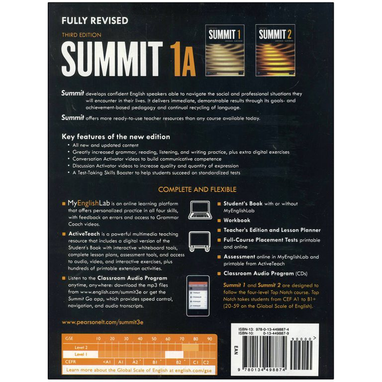 Summit 1A Third Edition