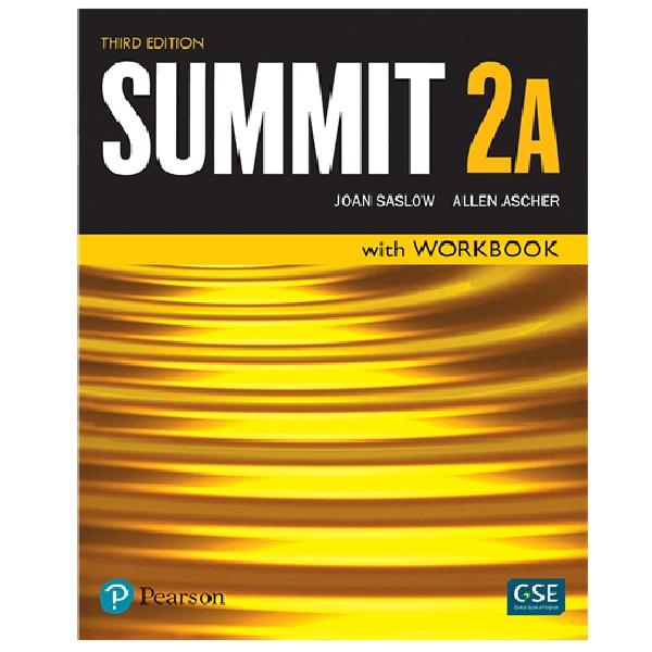کتاب Summit 2A 3rd Edition