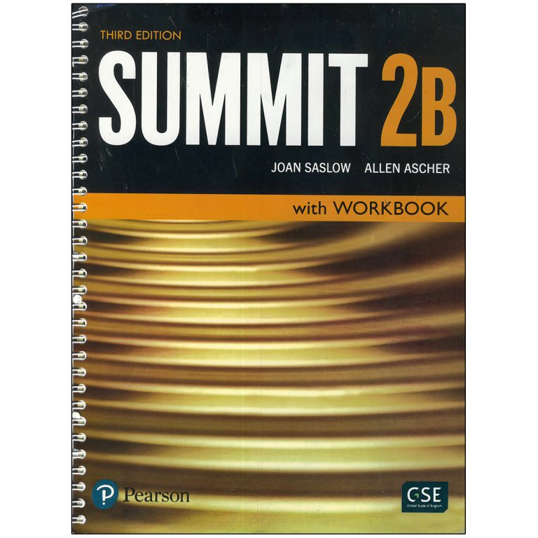 Summit 2B Third Edition