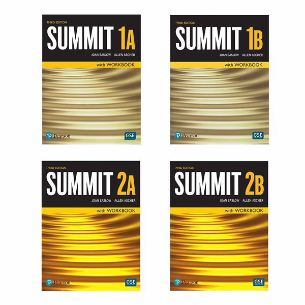 Summit Book Series Thirid Edition