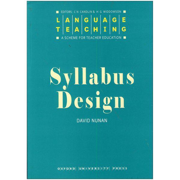 Syllabus-Design