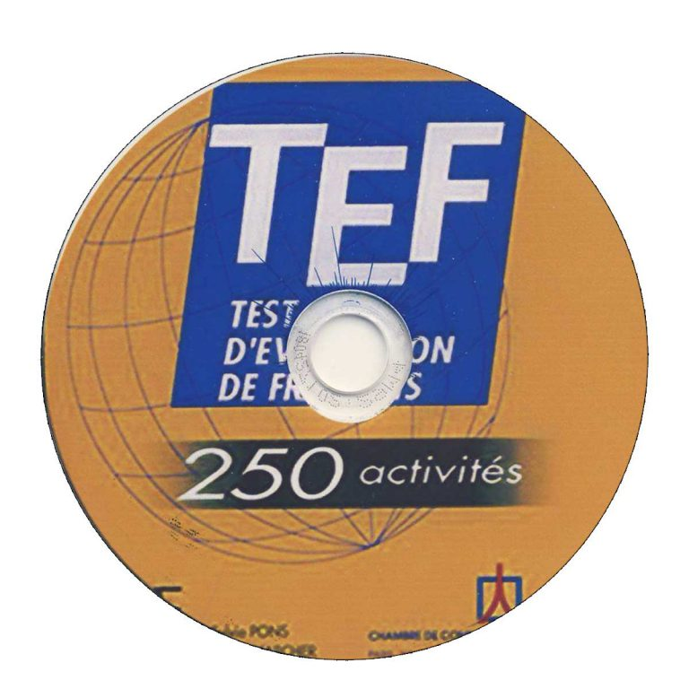 TEF 250 activities