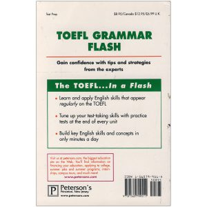 TOEFL-gRAMMAR-Flash-back