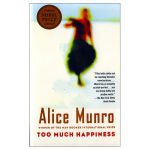 TOO-MUCH-HAPPINESS,رمان خوشبختی در راه است,آلیس مونرو