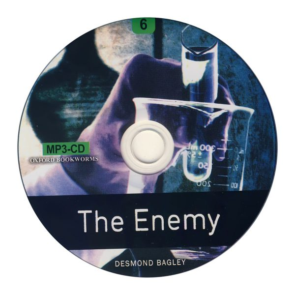 The-Enemy-Cd