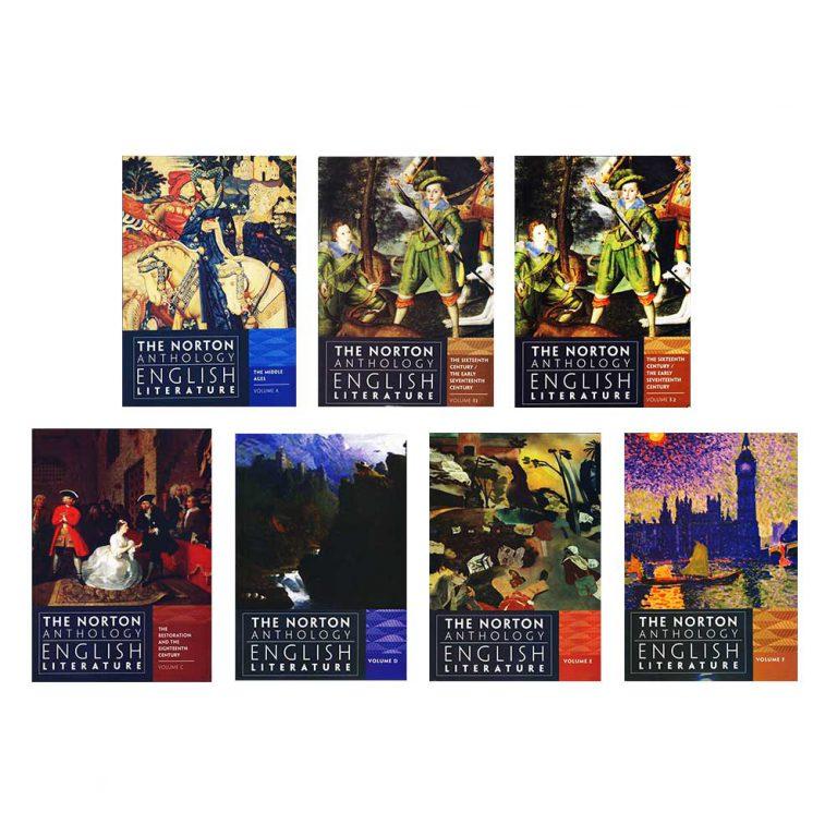 The Norton Anthology English Literature Book Series