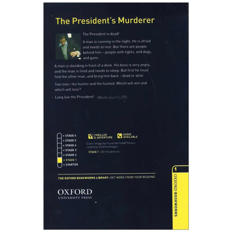 The Presidents Murderer