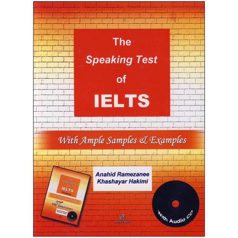 The Speaking Test of IELTS